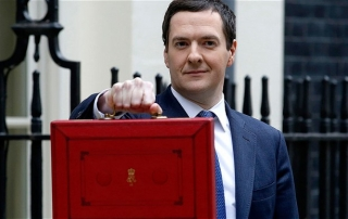 george osbourne budget july 2015 - we're on hand to give small business advice
