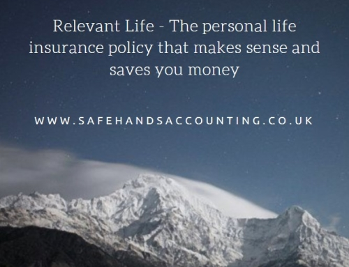 Relevant Life – The personal life insurance policy that makes sense and saves you money