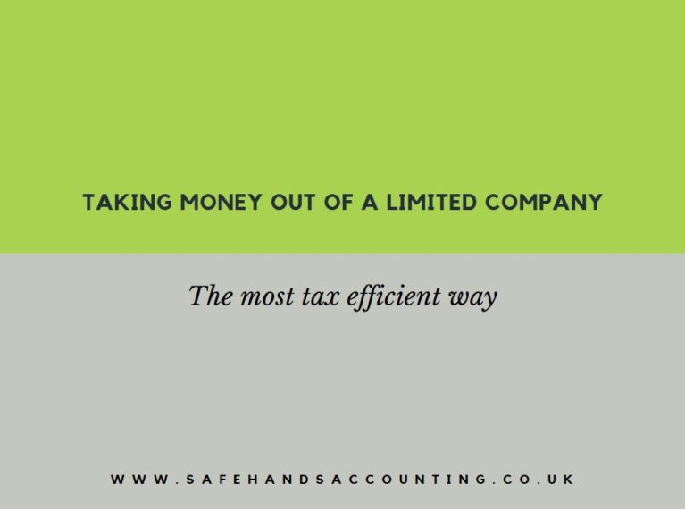 Taking money out of a Limited Company