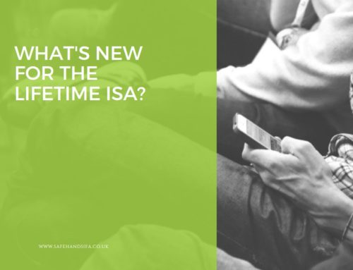 Update on the Lifetime ISA (LISA)