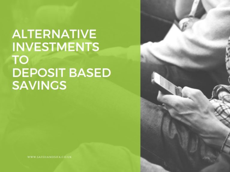 Alternative investments to deposit based savings